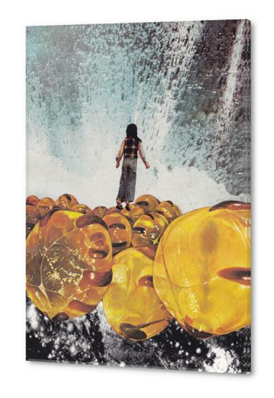 untitled Acrylic prints by Lerson