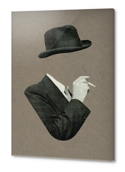 Smoke Acrylic prints by Lerson
