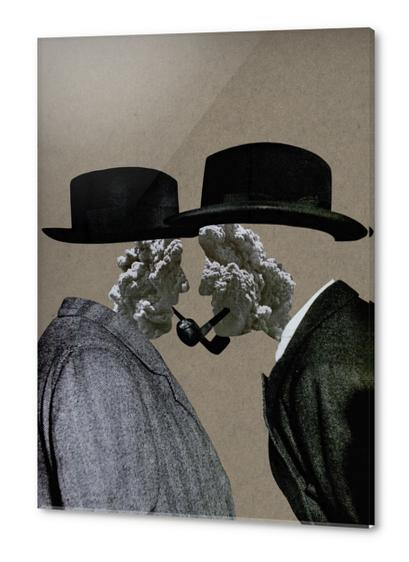 Smoke (II) Acrylic prints by Lerson