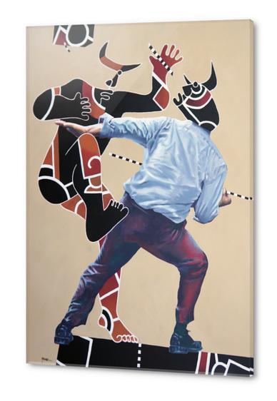 Controverse Acrylic prints by Manuel Martinez
