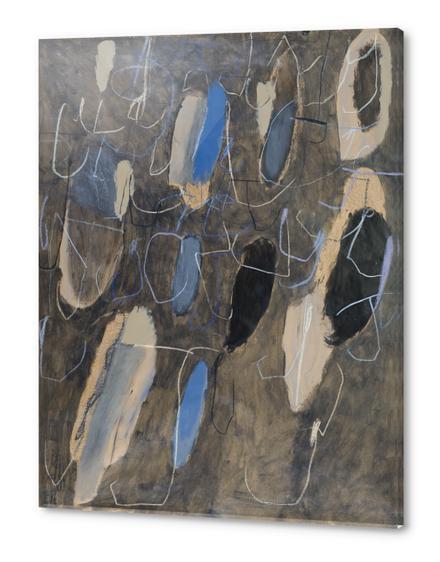 Composition 15 Acrylic prints by Jean-Noël Bachès