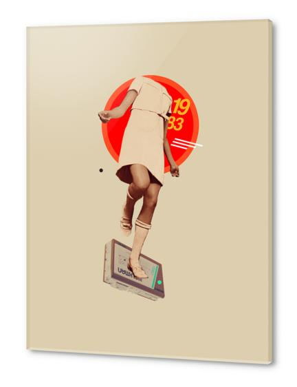 1983 Acrylic prints by Frank Moth
