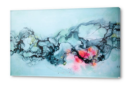 New Beginnings Acrylic prints by darling