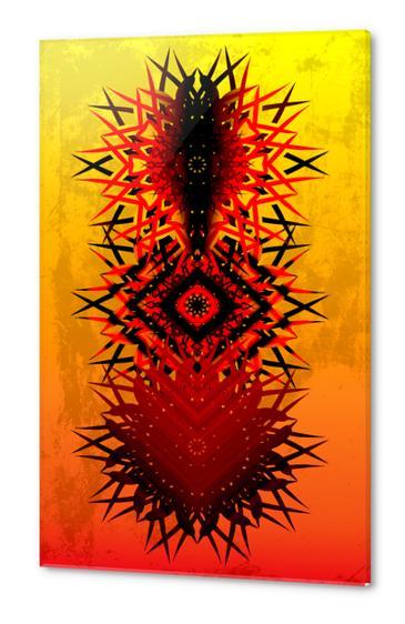 KADAMPA Acrylic prints by Chrisb Marquez