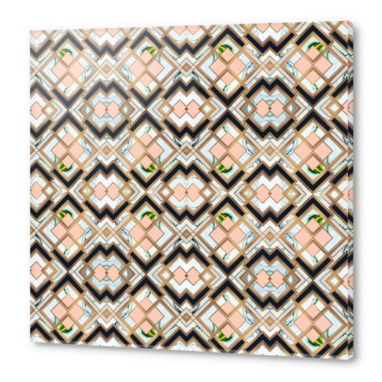 Art deco geometric pattern Acrylic prints by mmartabc