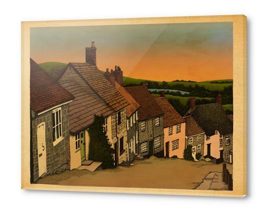 Daybreak Acrylic prints by MegShearer