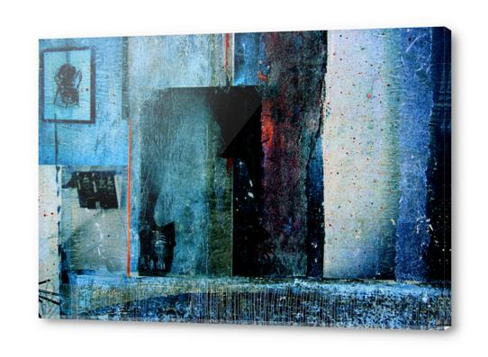 BEHIND THE MIRROR Acrylic prints by db Waterman