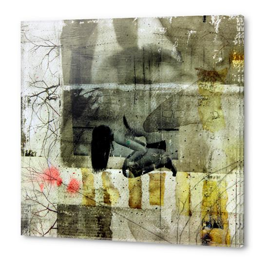 BROKEN Acrylic prints by db Waterman