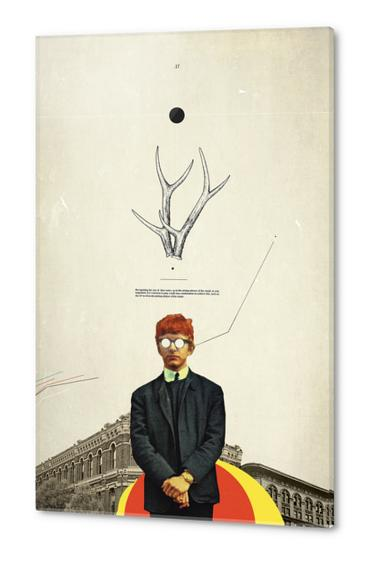 Bright Posture Acrylic prints by Frank Moth