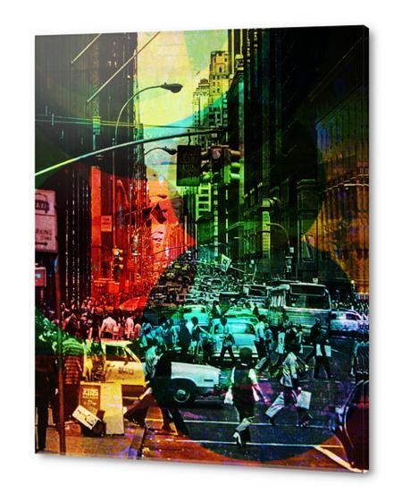 CHAOS Acrylic prints by db Waterman