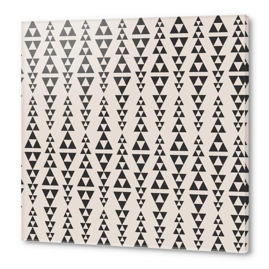 Triangles by PIEL Acrylic prints by PIEL Design