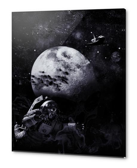 Dark of the Moon Acrylic prints by dEMOnyo