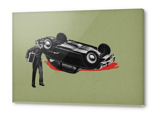 Dead Bug Acrylic prints by Lerson