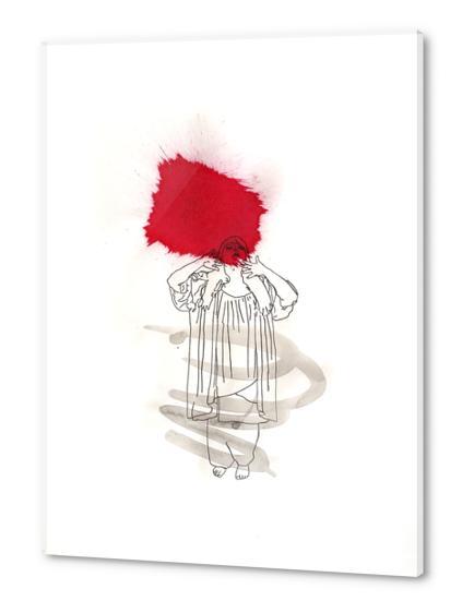 La Diva Acrylic prints by Pierre-Michael Faure