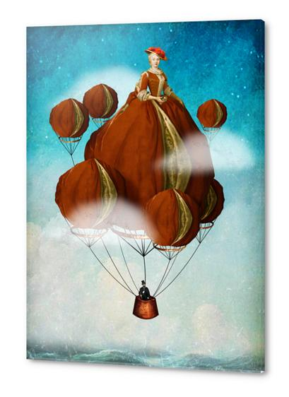 Flying Away Acrylic prints by DVerissimo