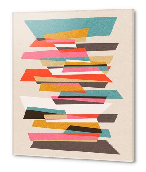 Fragments VII Acrylic prints by Susana Paz