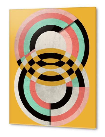 Graphic #7 Acrylic prints by Susana Paz