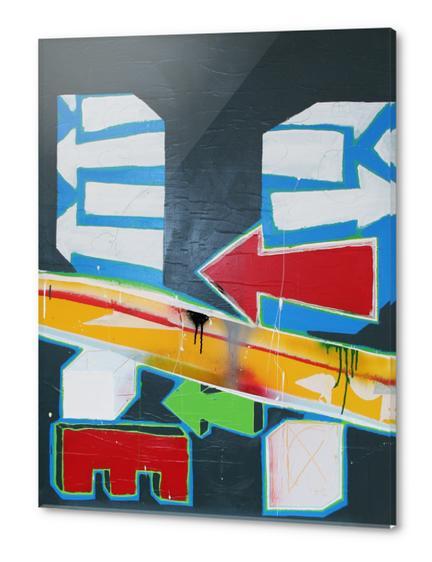 Left Acrylic prints by Pierre-Michael Faure
