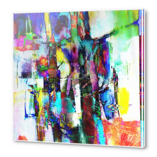 Mikado Acrylic prints by jacques chiron
