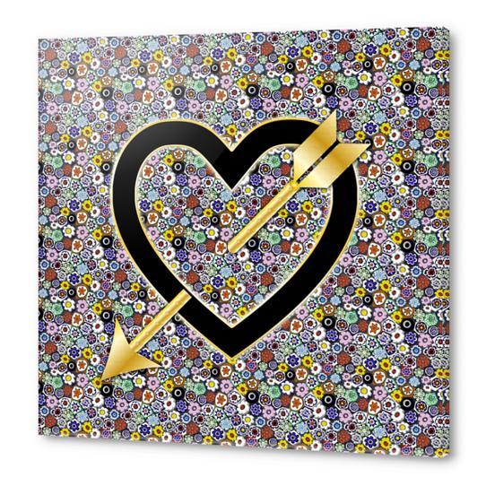 Millefiori Acrylic prints by vannina