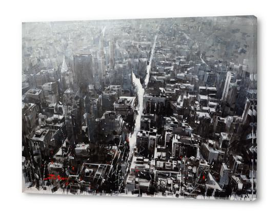 NYcity Acrylic prints by Vantame