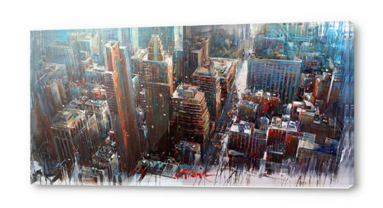 NEX YORK Acrylic prints by Vantame