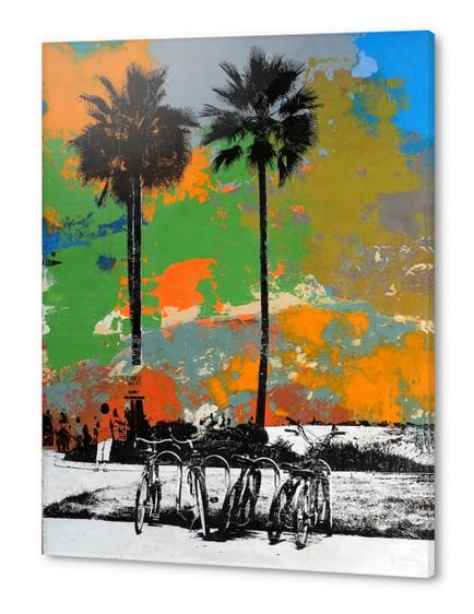 October Heat Wave Acrylic prints by dfainelli