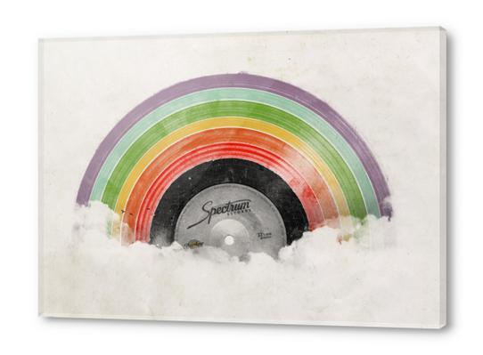 Rainbow Classic Acrylic prints by Florent Bodart - Speakerine