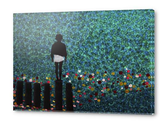 SYREN Acrylic prints by db Waterman