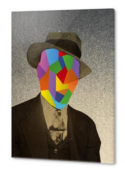 Who's that man? Acrylic prints by Malixx