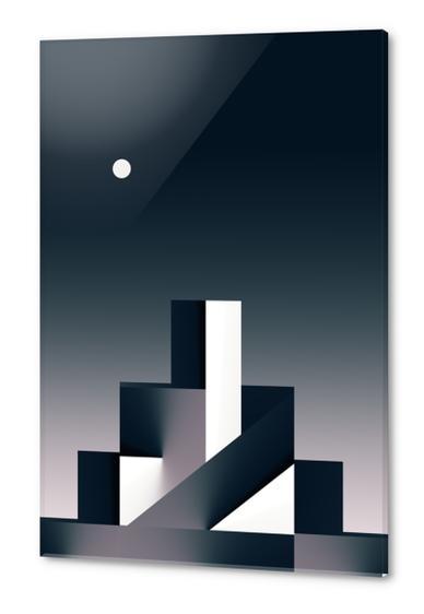 Twilight Acrylic prints by rodric valls