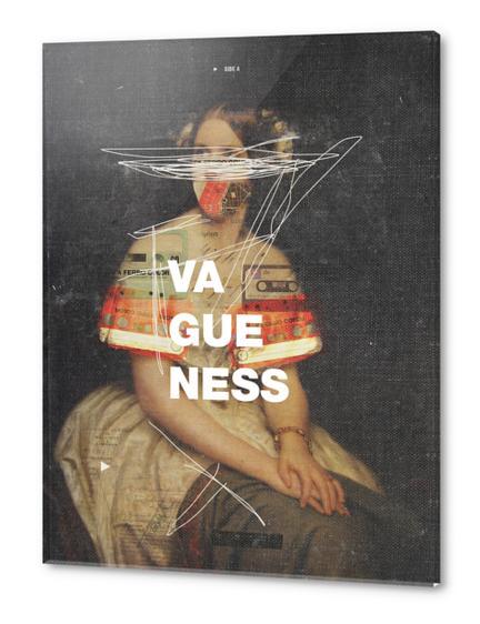Vagueness Acrylic prints by Frank Moth