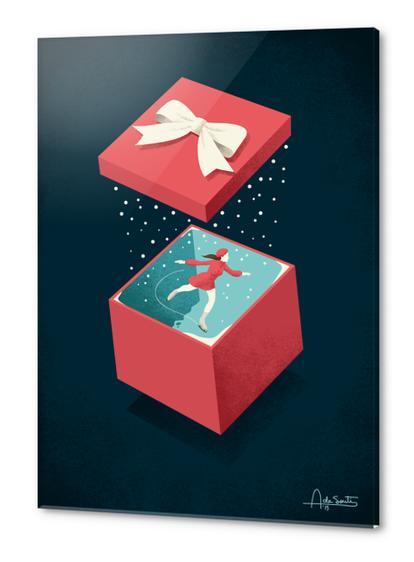Wishing Acrylic prints by Andrea De Santis