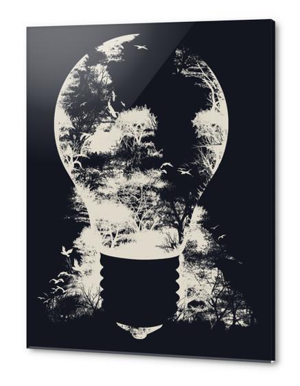 A Good Idea Acrylic prints by Tobias Fonseca