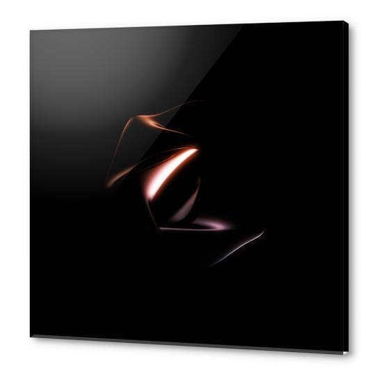 Woman Acrylic prints by cinema4design