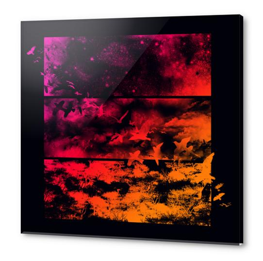 Across The Atmosphere Acrylic prints by Tobias Fonseca