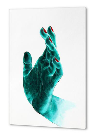 Hand Acrylic prints by Nika_Akin