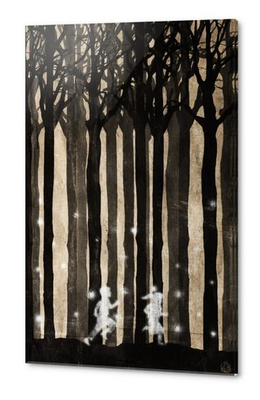 Forest Acrylic prints by Seamless