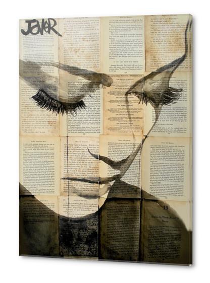 Birds Acrylic prints by loui jover