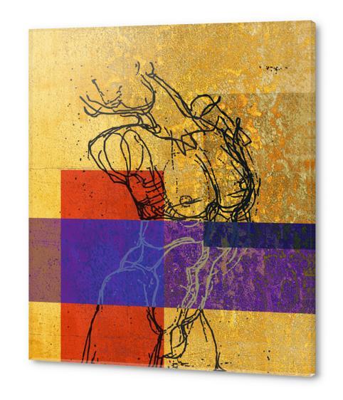 Buste Acrylic prints by Georgio Fabrello