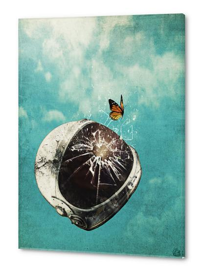 The Fall Acrylic prints by Seamless