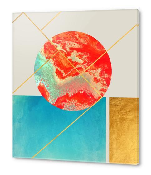 Earth & Sea Acrylic prints by Uma Gokhale