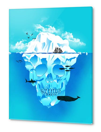 Cold Cruising Acrylic prints by TenTimesKarma
