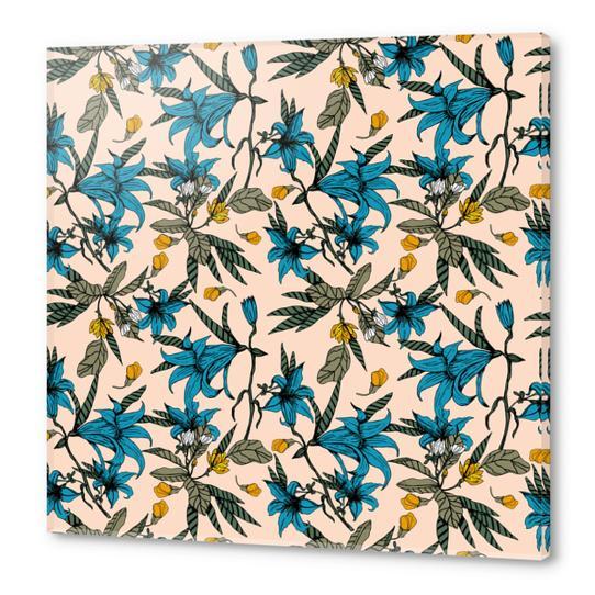 Pattern floral 01 Acrylic prints by mmartabc