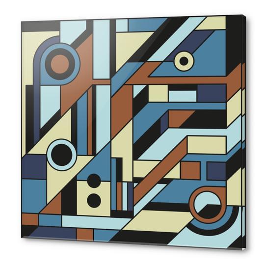 De Stijl Abstract Geometric Artwork 3 Acrylic prints by Divotomezove