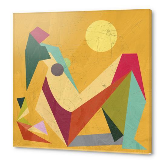 Glaring Sunlight Acrylic prints by Vic Storia