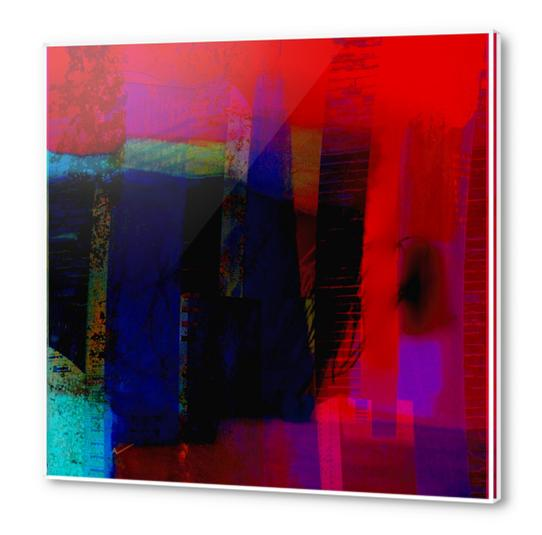 Ombre Acrylic prints by jacques chiron