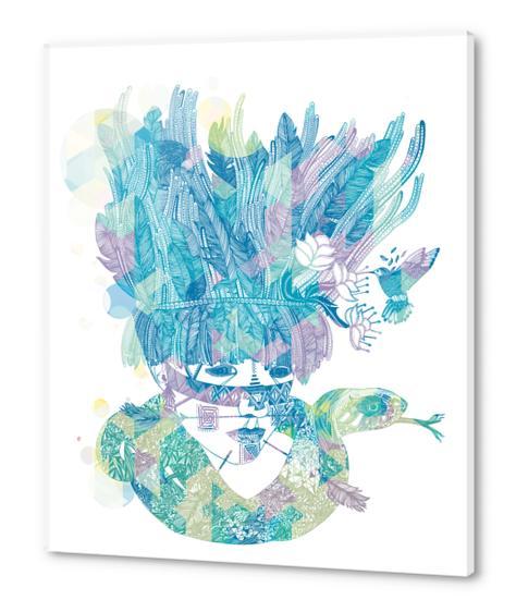 NATIVE WILD Acrylic prints by Laurene