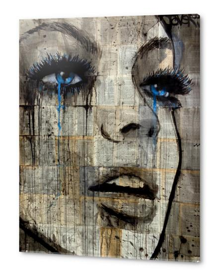 Infusion Acrylic prints by loui jover