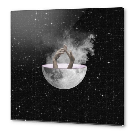 Inner dance Acrylic prints by loloopop